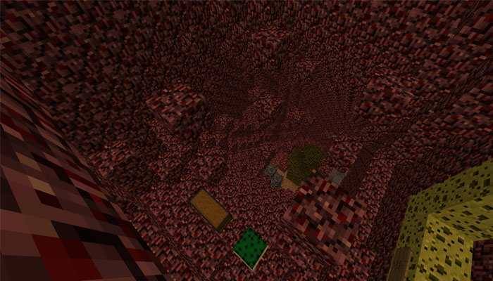nether map 1
