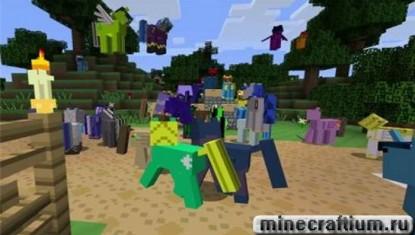 mine little pony 1,4,7