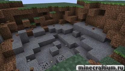 The explosive mine mod2