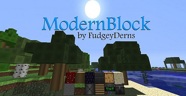 модерн блок 162