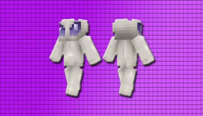 скин инопланетянки 2