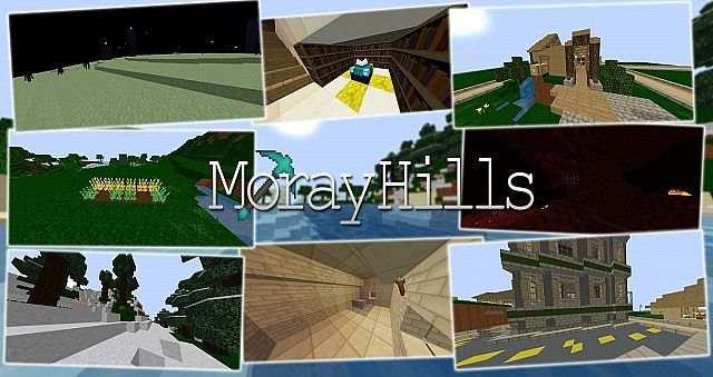 морэй хилс 164