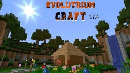 hd текстуры Evolutrium Craft