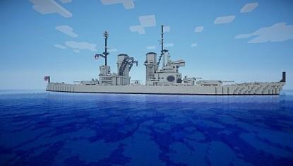 Корабль Его Величества «Кинг Джордж V»