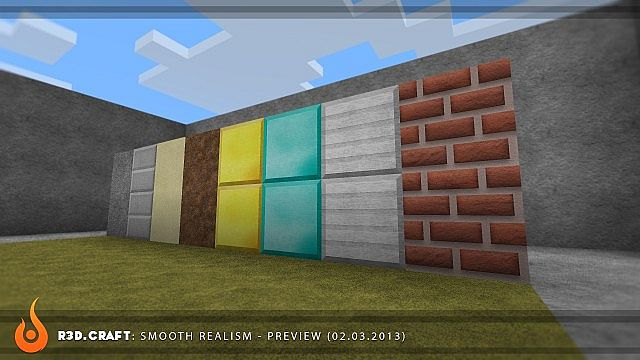 R3D-craft-smooth-realism-texture-pack-1