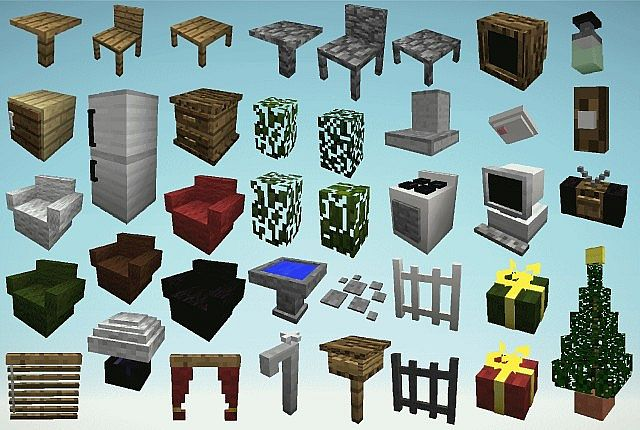 MrCrayfish's Furniture