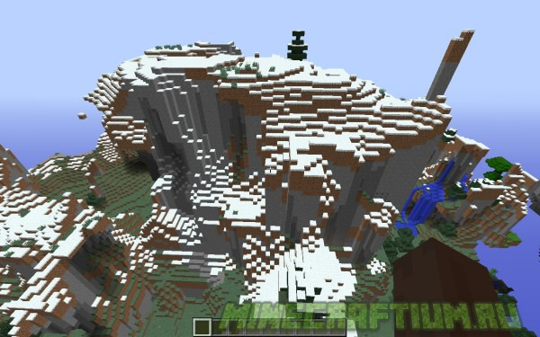 Floating Island & Cool Mountains 1.8