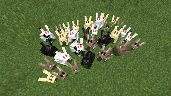 Minecraft снапшот 14w27b