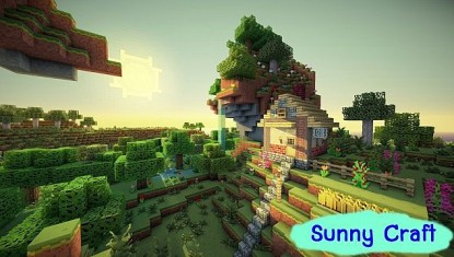 Sunny-craft-resource-pack-1