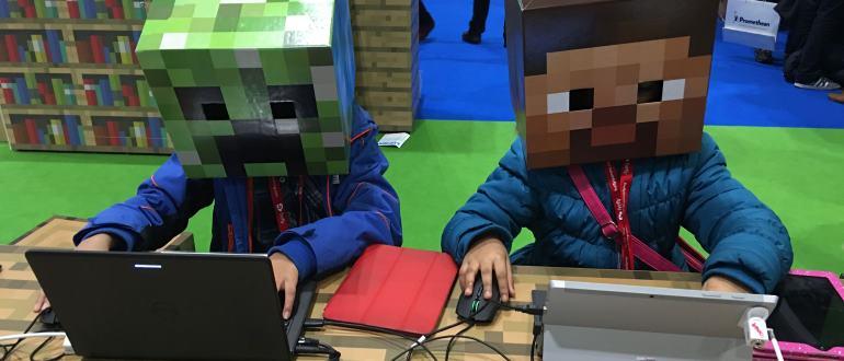Майнкрафт на компьютер