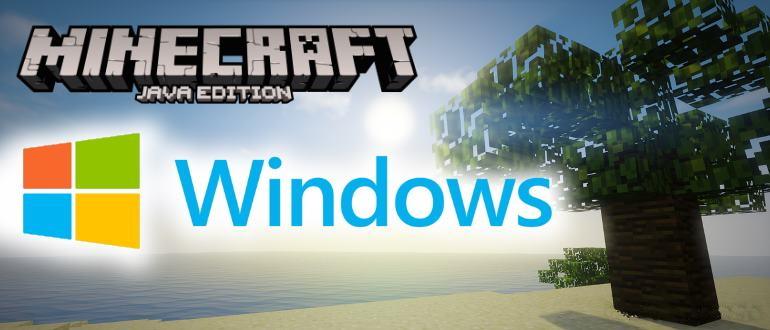 Minecraft Windows Java